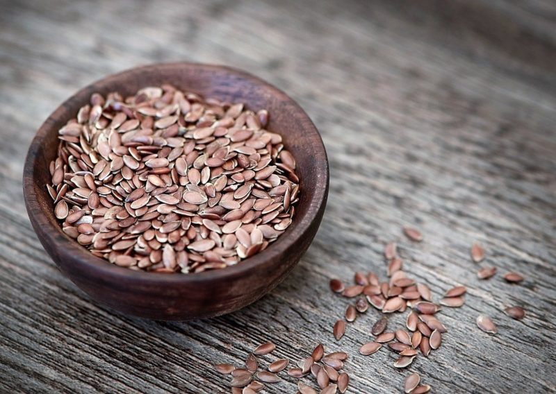 Flax Seed prevent breast cancer